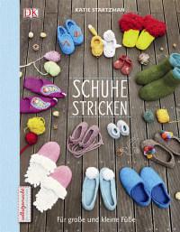 Coverbild Schuhe stricken von Katie Startzman, 9783831026876