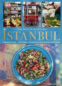 Coverbild Istanbul von Andy Harris, David Loftus, 9783831026920