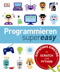 Coverbild Programmieren supereasy, 9783831027002