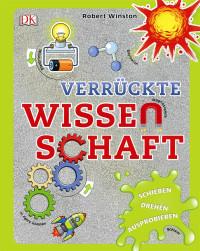 Coverbild Verrückte Wissenschaft, 9783831027026