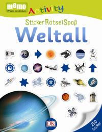 Coverbild memo Activity. Weltall, 9783831027118