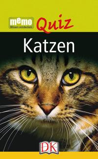 Coverbild memo Quiz. Katzen, 9783831027255