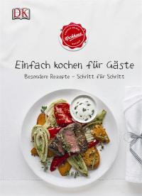 Coverbild Einfach kochen für Gäste von Kochhaus, 9783831027347