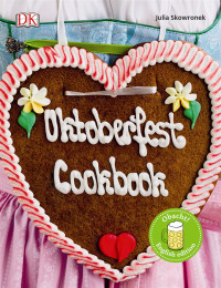 Coverbild Oktoberfest Cookbook von Julia Skowronek, 9783831027422