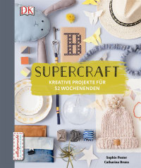 Coverbild Supercraft von Sophie Pester, Catharina Bruns, 9783831027484
