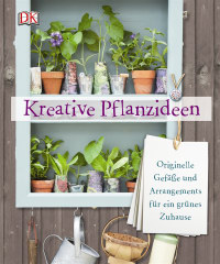 Coverbild Kreative Pflanzideen von Philippa Pearson, 9783831027644
