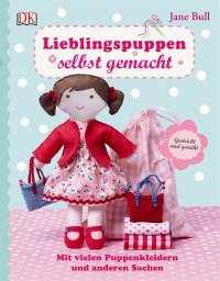 Coverbild Lieblingspuppen selbst gemacht von Jane Bull, 9783831028078