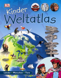 Coverbild Kinder Weltatlas, 9783831028108
