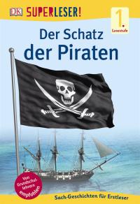 Coverbild SUPERLESER! Der Schatz der Piraten, 9783831028146