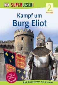 Coverbild SUPERLESER! Kampf um Burg Elliot, 9783831028177