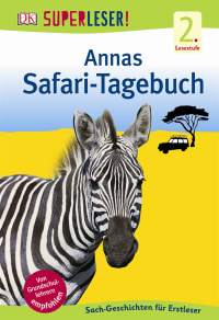 Coverbild SUPERLESER! Annas Safari-Tagebuch, 9783831028184