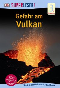 Coverbild SUPERLESER! Gefahr am Vulkan, 9783831028221