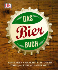 Coverbild Das Bierbuch von Tim Hampson, 9783831028245