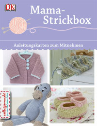 Coverbild Mama-Strickbox, 9783831028412