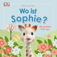 Coverbild Sophie la girafe® Wo ist Sophie?, 9783831028580