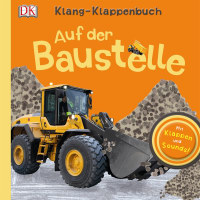 Coverbild Klang Klappenbuch. Auf der Baustelle, 9783831028597