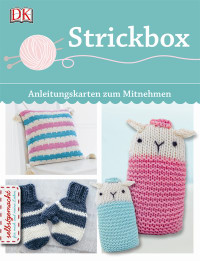 Coverbild Strickbox, 9783831028689