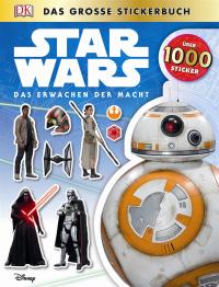 Coverbild Star Wars™ Das Erwachen der Macht. Das große Stickerbuch, 9783831028801
