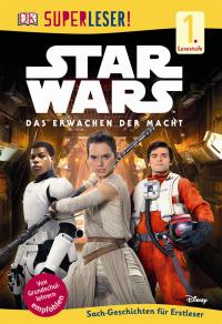 Coverbild SUPERLESER! Star Wars™ Das Erwachen der Macht, 9783831029006