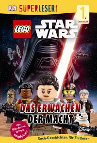 Coverbild SUPERLESER! LEGO® Star Wars™ Das Erwachen der Macht, 9783831029013