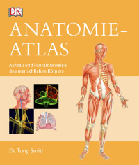 Coverbild Anatomie-Atlas von Tony Smith, 9783831029051