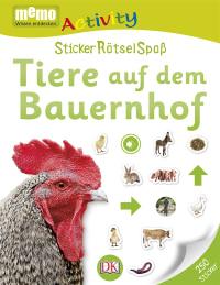 Coverbild memo Activity. Tiere auf dem Bauernhof, 9783831029082