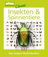 Coverbild memo Clever. Insekten & Spinnentiere, 9783831029112