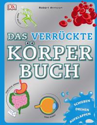 Coverbild Das verrückte Körperbuch, 9783831029167
