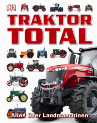 Coverbild Traktor Total, 9783831029181