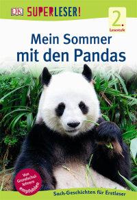 Coverbild SUPERLESER! Mein Sommer mit den Pandas, 9783831029266