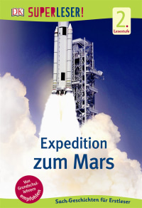 Coverbild SUPERLESER! Expedition zum Mars, 9783831029280
