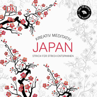 Coverbild Kreativ meditativ Japan, 9783831029341