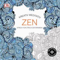 Coverbild Kreativ meditativ Zen, 9783831029358