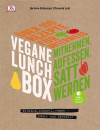 Coverbild Vegane Lunchbox von Jérôme Eckmeier, Daniela Lais, 9783831029372