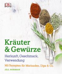 Coverbild Kräuter & Gewürze: Herkunft, Geschmack, Verwendung von Jill Norman, 9783831029471