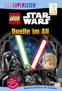 Coverbild SUPERLESER! LEGO® Star Wars™ Duelle im All, 9783831029518