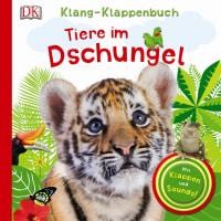 Coverbild Klang-Klappenbuch. Tiere im Dschungel, 9783831029532