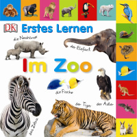 Coverbild Erstes Lernen. Im Zoo, 9783831029563