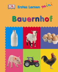 Coverbild Erstes Lernen mini. Bauernhof, 9783831029594