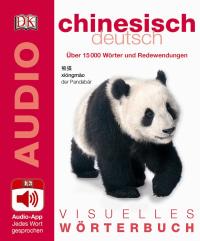 Coverbild Visuelles Wörterbuch Chinesisch Deutsch, 9783831029648