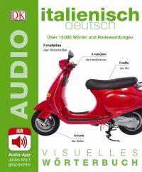 Coverbild Visuelles Wörterbuch Italienisch Deutsch, 9783831029716