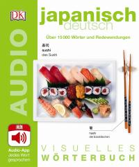 Coverbild Visuelles Wörterbuch Japanisch Deutsch, 9783831029723