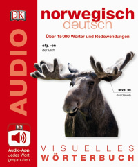 Coverbild Visuelles Wörterbuch Norwegisch Deutsch, 9783831029761