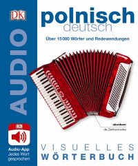 Coverbild Visuelles Wörterbuch Polnisch Deutsch, 9783831029778
