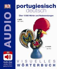 Coverbild Visuelles Wörterbuch Portugiesisch Deutsch, 9783831029785