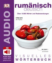 Coverbild Visuelles Wörterbuch Rumänisch Deutsch, 9783831029792