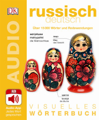 Coverbild Visuelles Wörterbuch Russisch Deutsch, 9783831029808