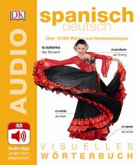 Coverbild Visuelles Wörterbuch Spanisch Deutsch, 9783831029822