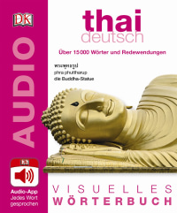 Coverbild Visuelles Wörterbuch Thai Deutsch, 9783831029839