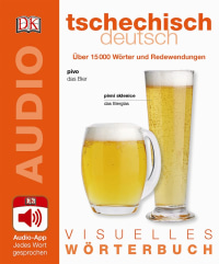 Coverbild Visuelles Wörterbuch Tschechisch Deutsch, 9783831029846